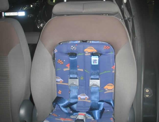 Viaje Seguro con sus Bebés y Niños en Taxi por Barcelona.